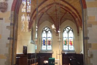 Siroco - Eglise des Dominicains a Bruxelles -