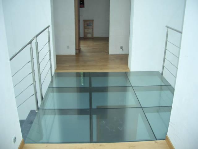 Siroco - Dalle de sol  - Dalle de sol en verre feuilleté avec film métallique