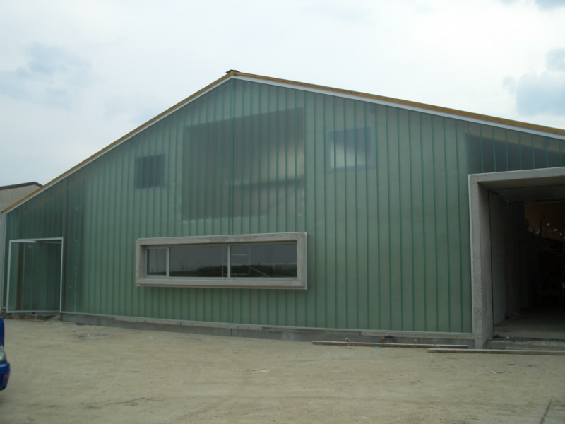 Siroco - Linit - Façade atelier