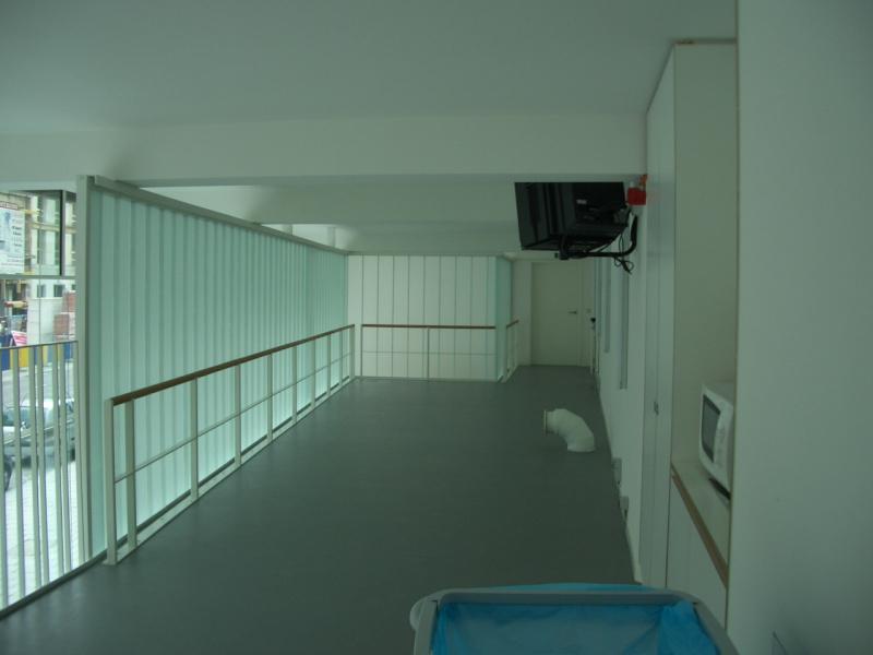 Siroco - Linit - Cloison intérieur au théâtre de Bruxelles
