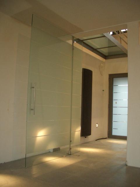 Siroco - Portes - Porte en verre accessoire Manet