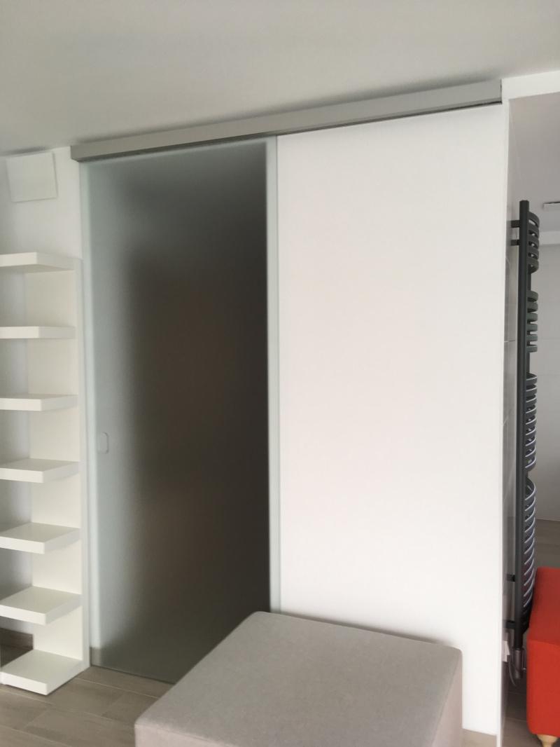 Siroco - Portes - Porte Acide avec système Dorma Muto