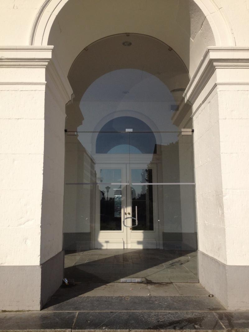 Siroco - Portes - Chantier Opéra de liège